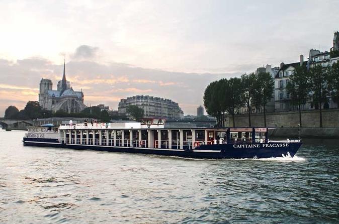 Paris Seine River Brunch Cruise