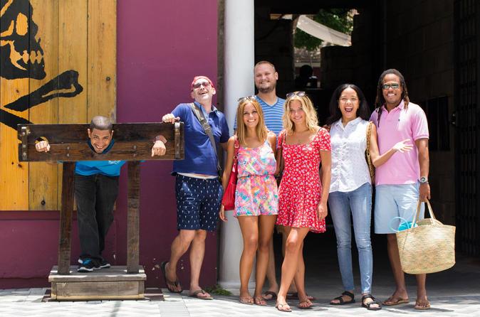 Nassau Rum and Food Walking Tour