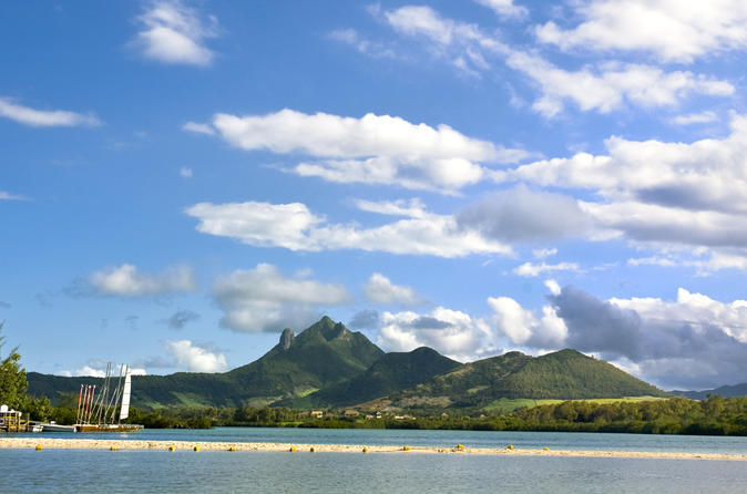 Mauritius ile aux cerfs catamaran cruise with lunch in port louis 162514