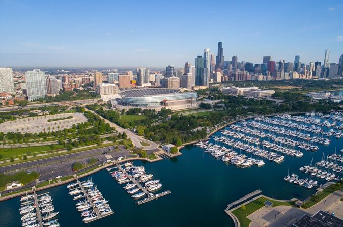 Chicago Private Helicopter Tour for 5