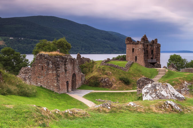 Loch ness cruise including urquhart castle and loch ness centre and in inverness 160576
