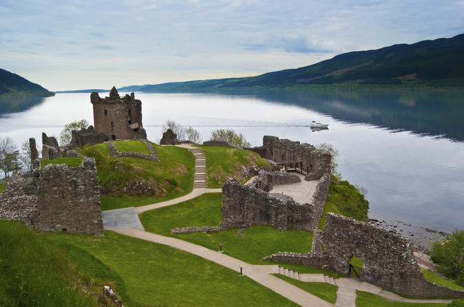 loch ness from inverness sightseeing cruise with wifi on board 2019