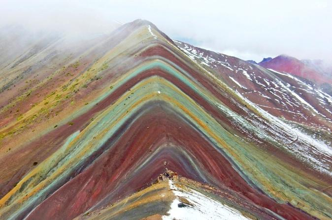 Rainbow Mountain And The Snowy Ausangate Just In 1 Day In Cusco - Perú