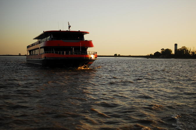 Garonne river cruise including dinner from bordeaux in bordeaux 175444