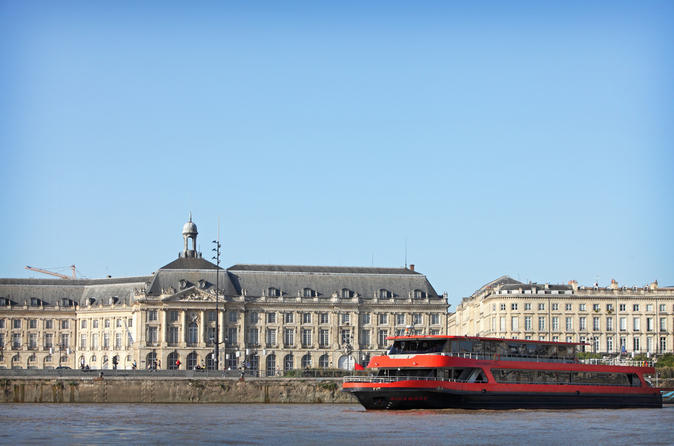 Garonne river cruise including lunch from bordeaux in bordeaux 175446