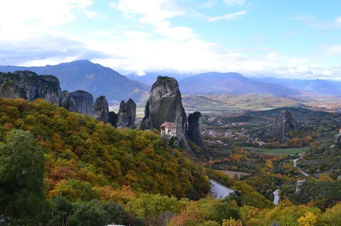 Full-day Private Tour To Meteora Monasteries - Athens