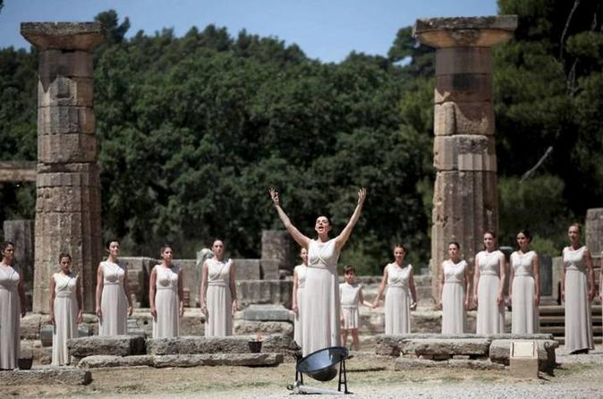 The Legancy Of Ancient Olympia Private Tour - Athens