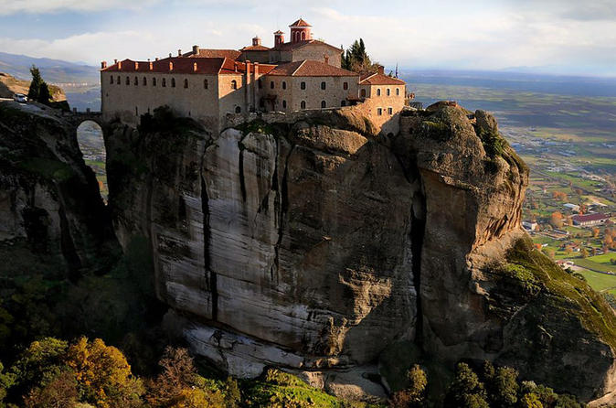 Meteora half day tour from kalambaka in kalambaka 159445