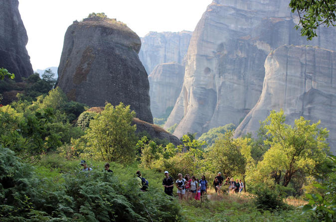 Meteora hike with transport from kalambaka in kalambaka 159478