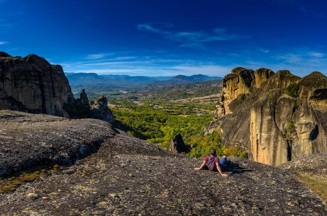 Meteora Hike With Transport From Kalambaka - Polichni