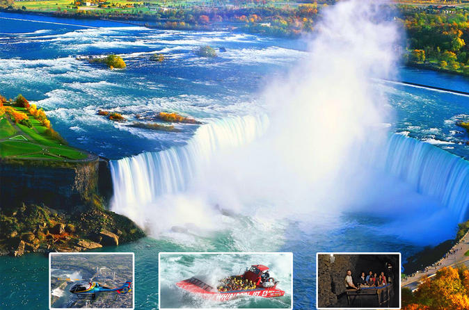 Adventure Tour USA Side - Niagara Falls