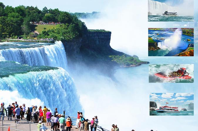 Niagara Falls Private Custom Tour