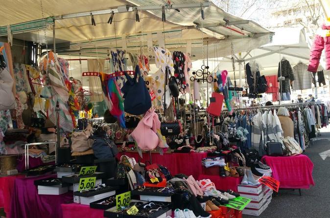 HappyShoppingRome Walking Tour  Of Unique Fashion Street Market With Locals