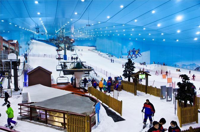 Ski Dubai Super Pass