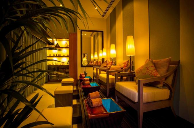 Hamam en massage in de Spa CORDON van Dubai