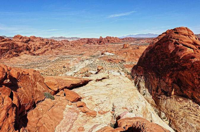 Valley of Fire Hiking Tour