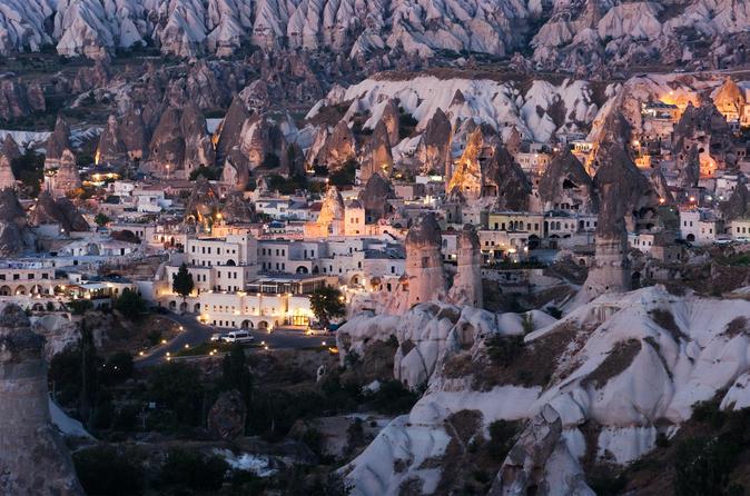 Full Day Highlights Of Cappadocia: Goreme Open Air Museum, Pasabagi And Uchisar