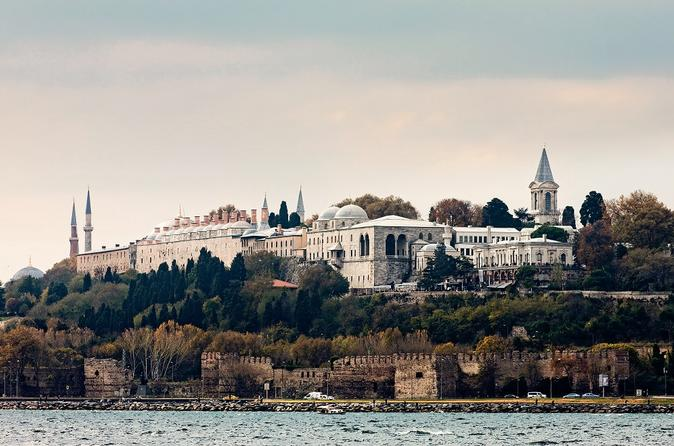Half-Day Private Tour: Istanbul Shore Excursion With Topkapi Palace