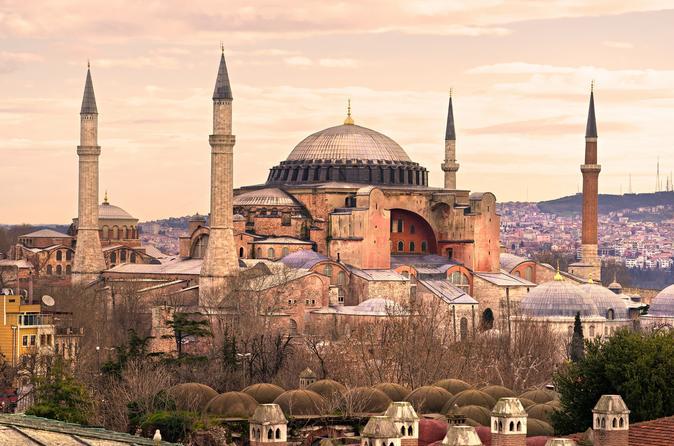 Private Shore Tour: Hagia Sophia, Topkapi Palace, Blue Mosque, Hippodrome, Grand Bazaar