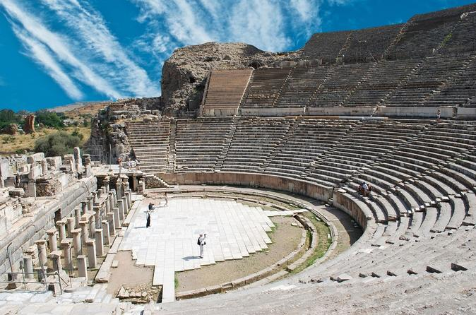 Small-Group Tour: Half-Day Ancient Ephesus Tour With House Of Virgin Mary - Kusadasi
