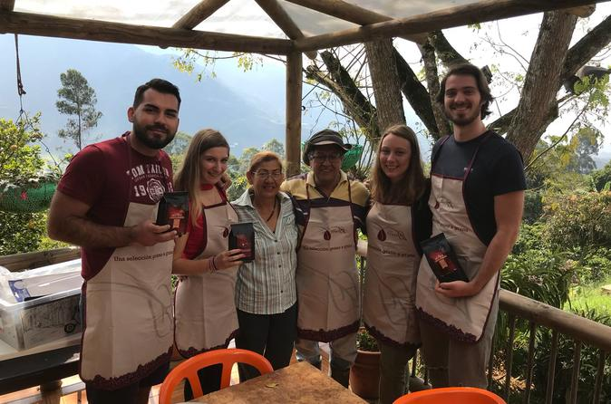 Half-day Coffee Plantation Tour: Learn everything about coffee with us