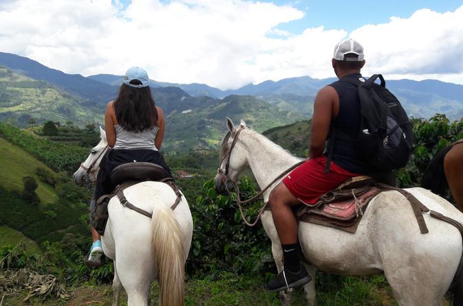 Horseback Riding in Medellin