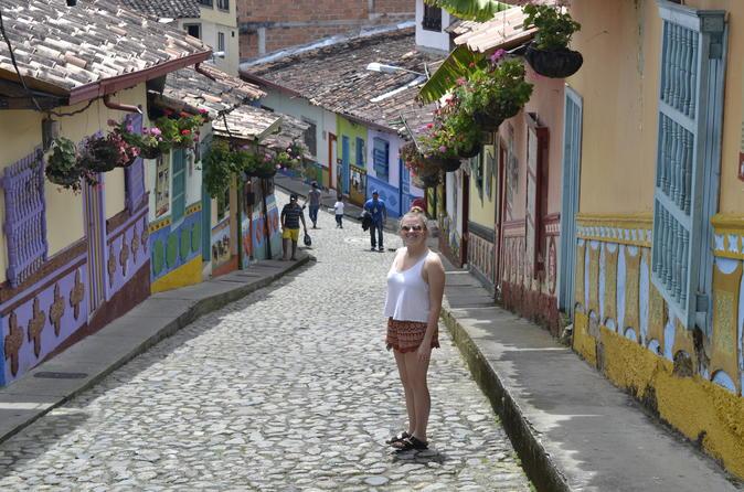 The Most Complete Guatape Rock Private Tour in Medellin