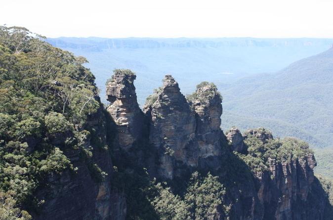 Combo de 2 dias: excursão pela cidade de Sydney, cruzeiro com almoço até o Porto de Sydney e viagem de um dia até as Blue Mountains