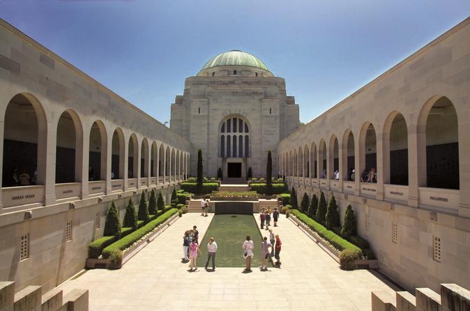 Viagem de um dia a Canberra saindo de Sydney