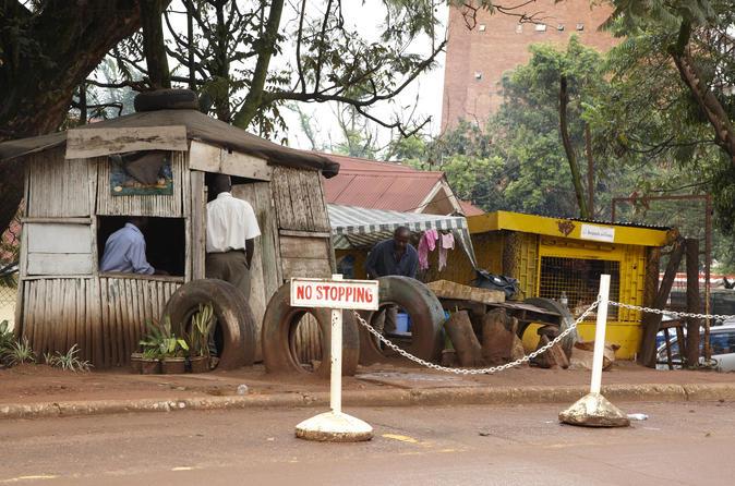Kampala and Kisenyi Slum Walking Tour