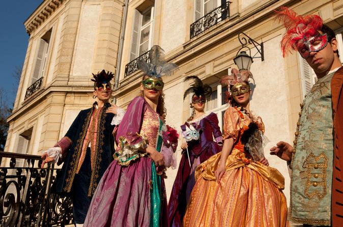 Privétour: Marie Antoinette, gekostumeerde fotoshoot Parijs