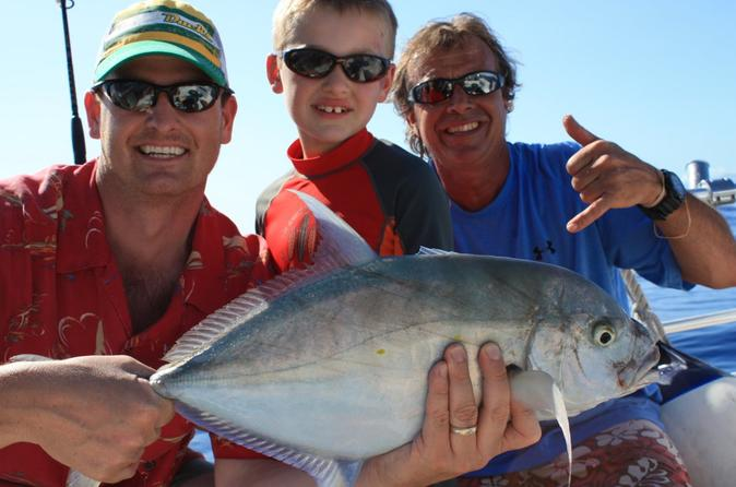 Light Tackle Shared Fishing Charter - Maui