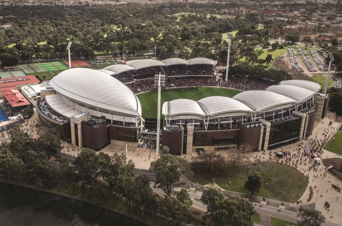 Adelaide City Tour Including Adelaide Oval