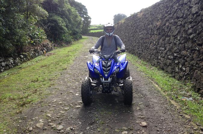 3 Wheels Experience - Terceira