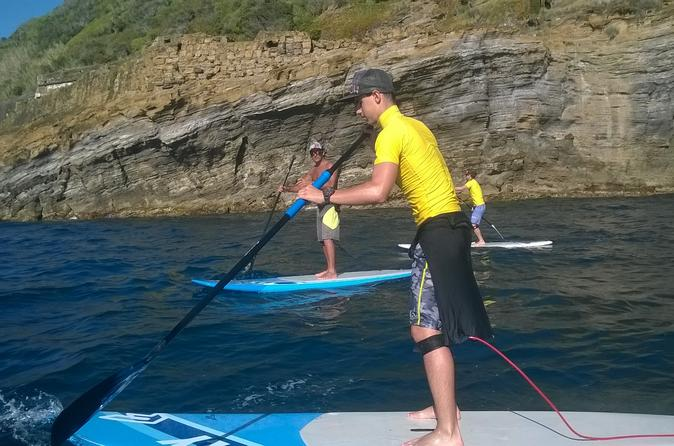 Stand Up Paddle - SUP - Terceira