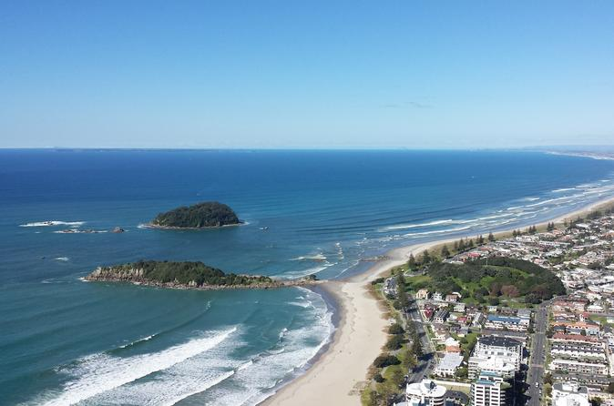 Tauranga Shore Excursion: Guided Walk of Mount Maunganui