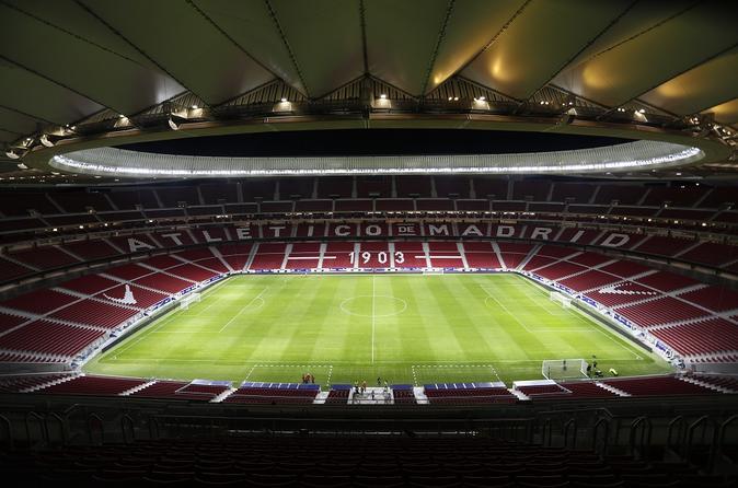 Wanda Metropolitano Entrance Ticket