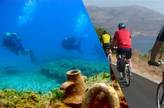 Bike And Scuba Diving Day - Rhodes