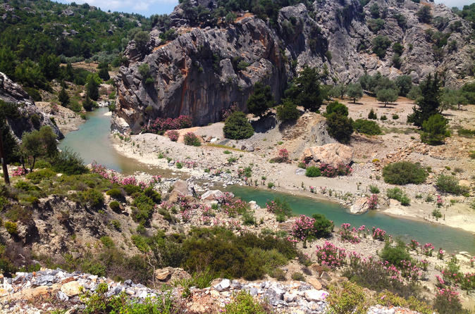 Hike The Beautiful East Side Of Rhodes