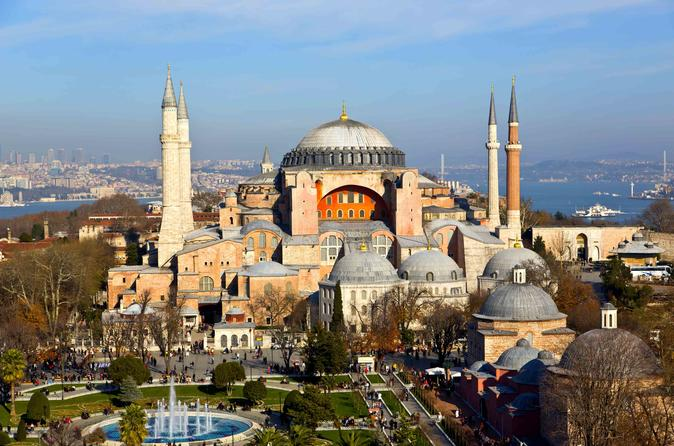 Half Day Hagia Sophia & Topkapi Palace Tour