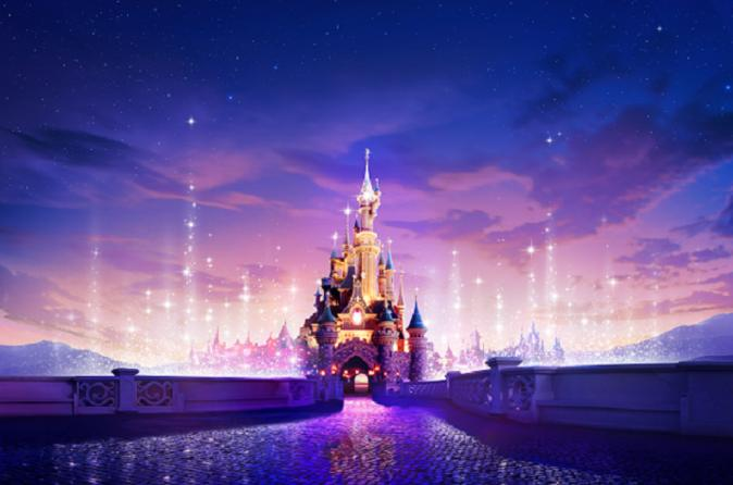 Transporte para Disneyland Paris Express com ingresso