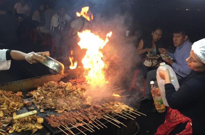Lima Historic Center' Street Food Night Tour