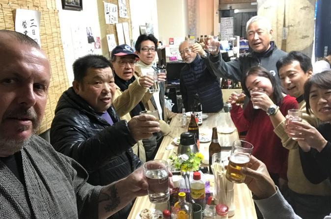 Osaka Sake Time Tour