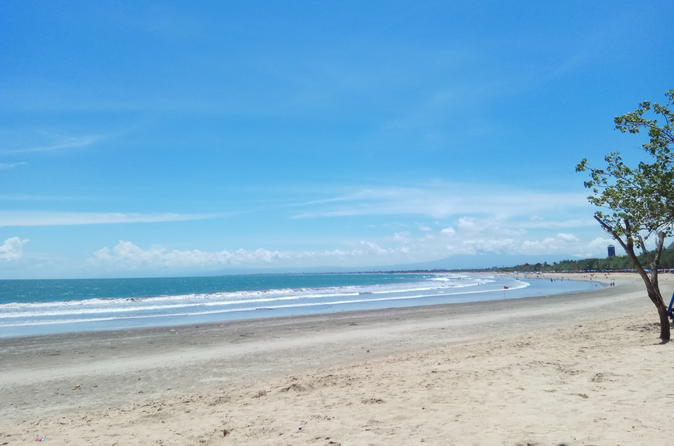 Bali Experience Kuta Beach Sunset And Denpasar Street Food Culinary