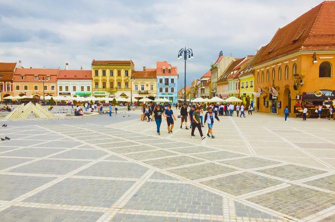 Brasov Walking Tour - Unlock The Old City