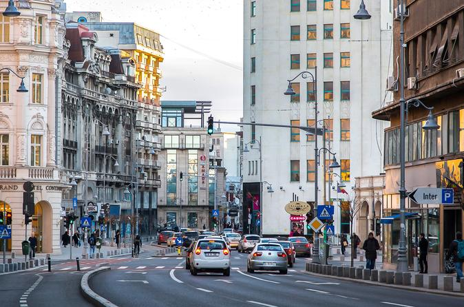 Come & Go Bucharest City Tour - A Day To Remember