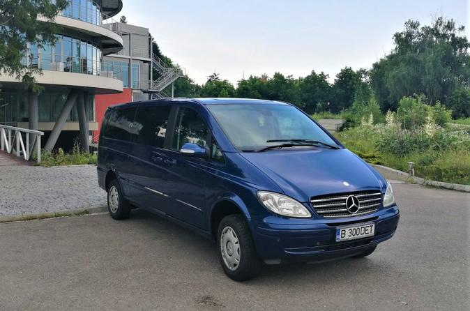 Come & Go Private Van Transfer From-to Bucharest Airport