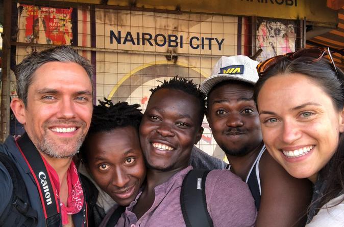 NAI NAMI: Nairobi Storytelling Tour with Street Children