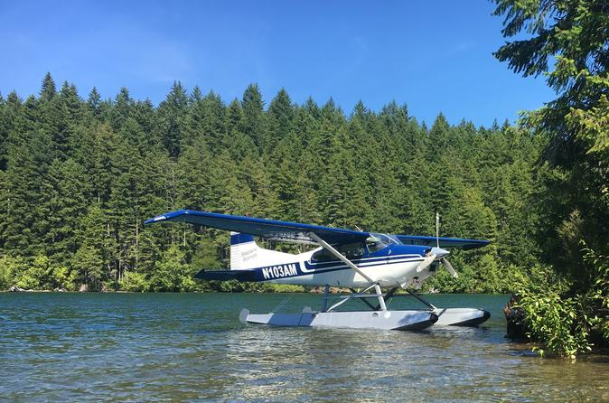 San Juan Islands Private Seaplane & Small Group Hiking Tour