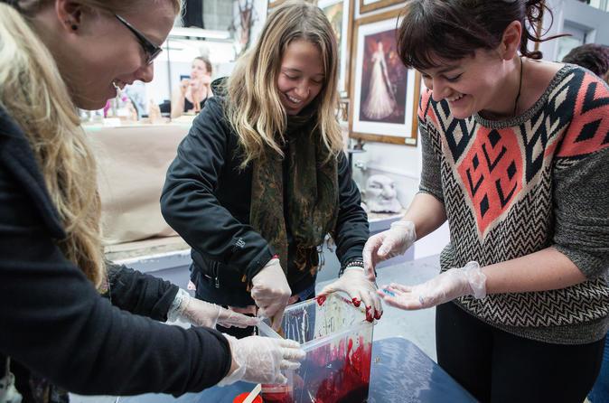 Craft with Weta Workshop Crew